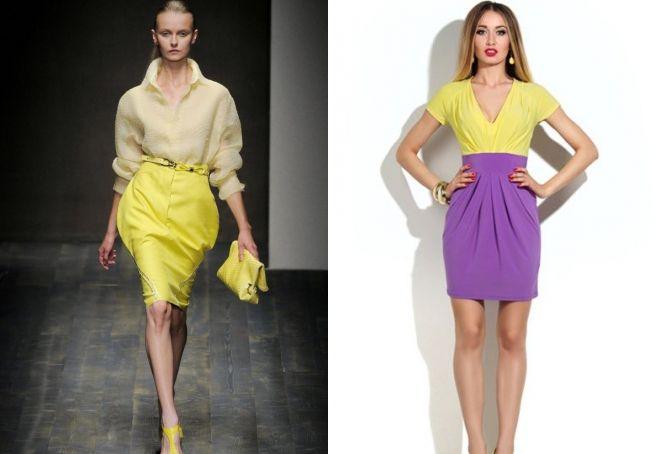 модная юбка тюльпан