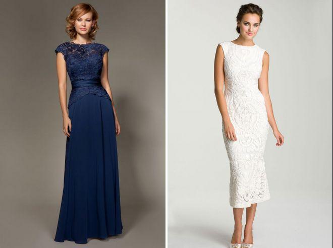 вечерние летние платья для женщин за 40