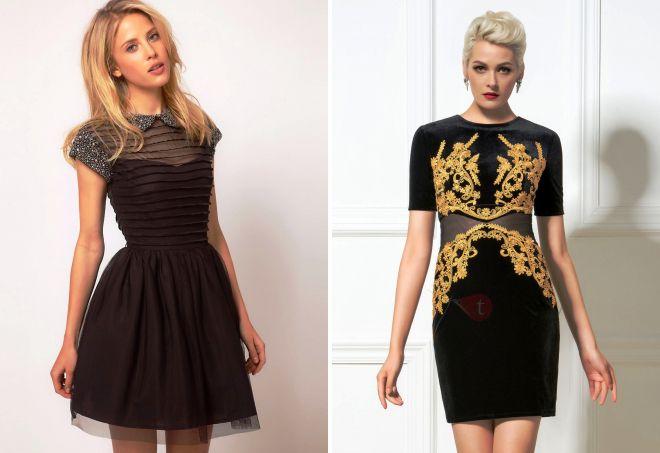 c76727c0cda маленькое черное платье на корпоратив короткое платье на корпоратив