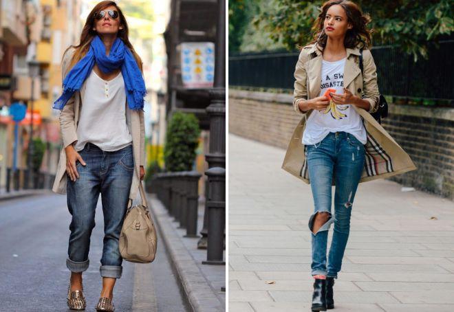джинсы городской стиль