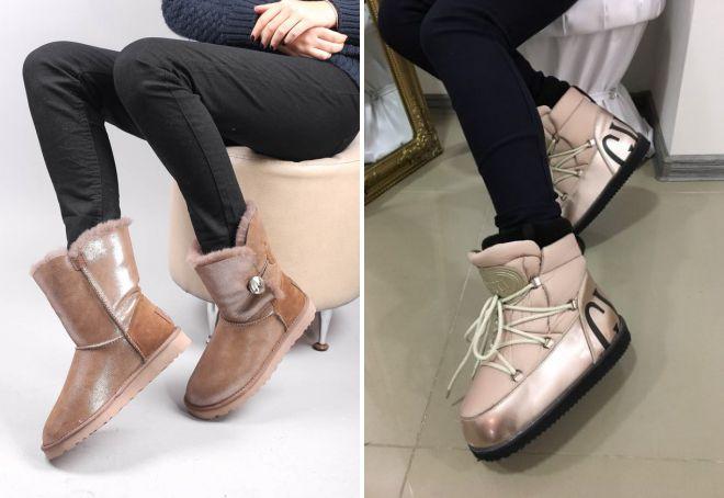 обувь в городском стиле