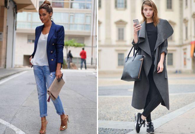 современный городской стиль одежды