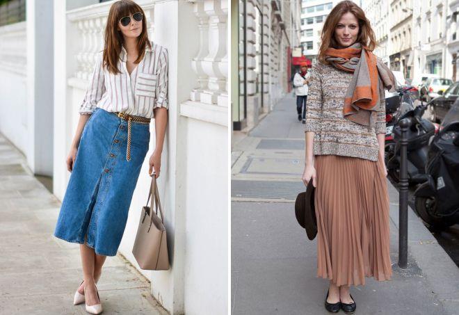 городской стиль одежды для девушек