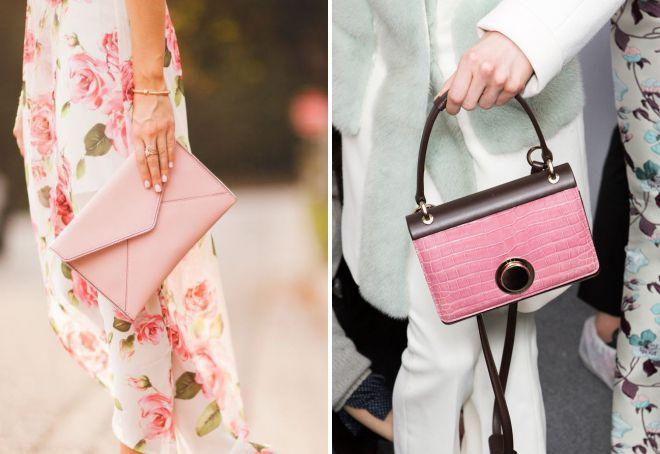 сумки в романтическом стиле