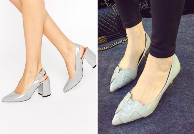Šedé topánky - ako a s čím kombinovať  8c29c7f81e