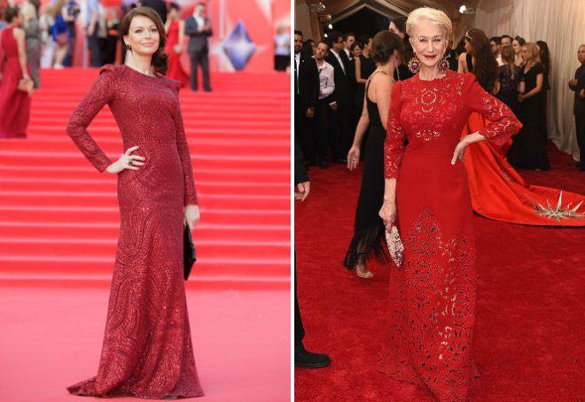 Красивые вечерние платья для женщин 50 лет кружевные
