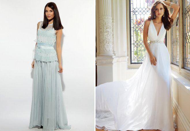 Легкие воздушные платья