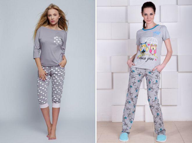 молодежная домашняя одежда