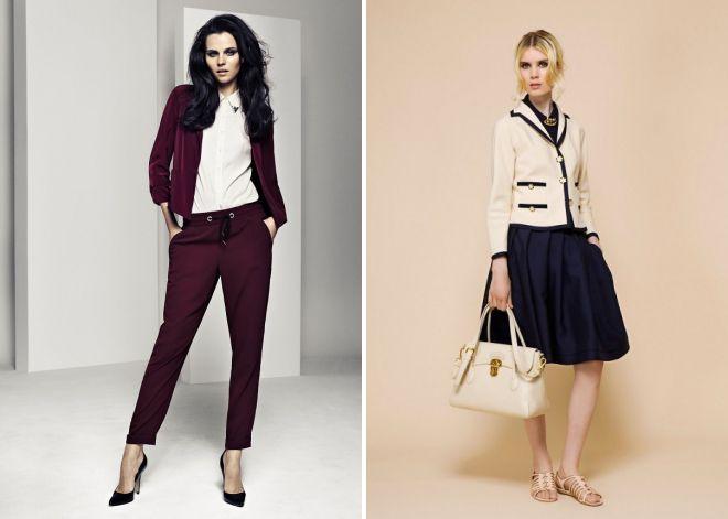 молодежный стиль одежды для девушек