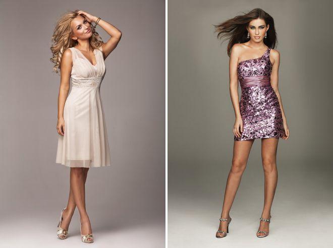 вечерние платья молодежный стиль