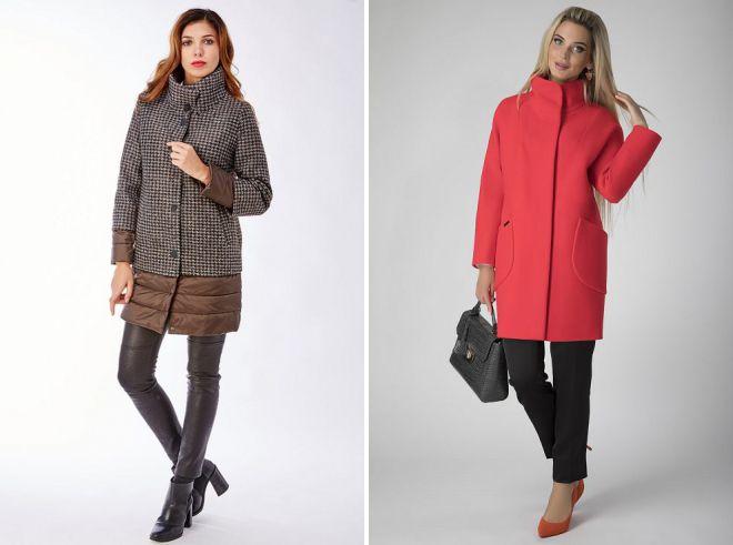пальто и обувь 2018