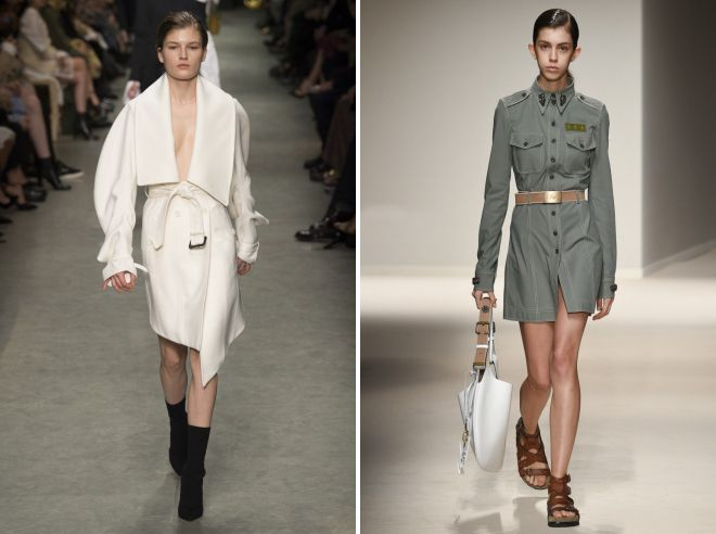модные сочетания пальто с обувью