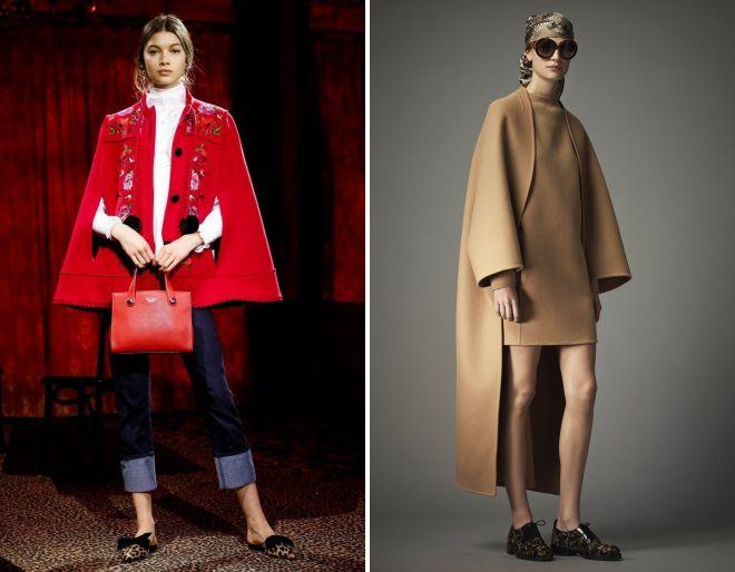 модные сочетания пальто с обувью 2018
