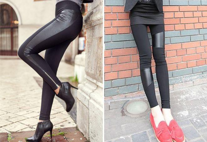 трикотажные брюки для женщин