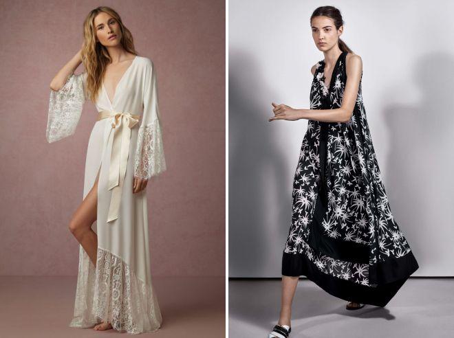 a00996b4dbdc3 Женские домашние халаты – длинные, короткие, летние, теплые, с ...