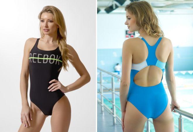 Купальники для плавания Nike