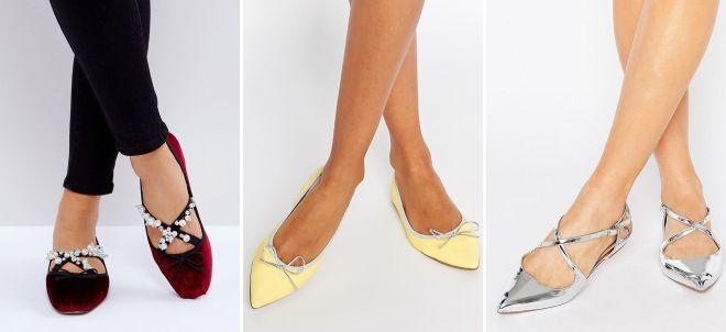 женские классические туфли на низком каблуке
