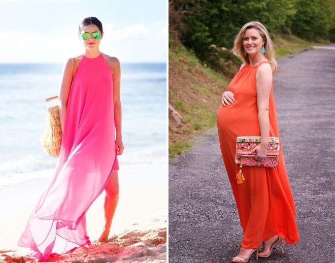 62893589c4fcc36 Самые красивые платья для беременных женщин – зимние, весенние ...