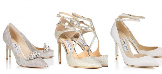 свадебные туфли джимми чу