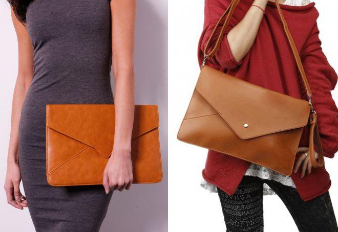 478d4d0f7f95 Женская сумка для документов – кожаная, тканевая, водонепроницаемая ...