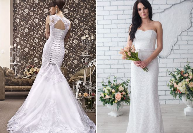 красивые платья на свадьбу для невесты