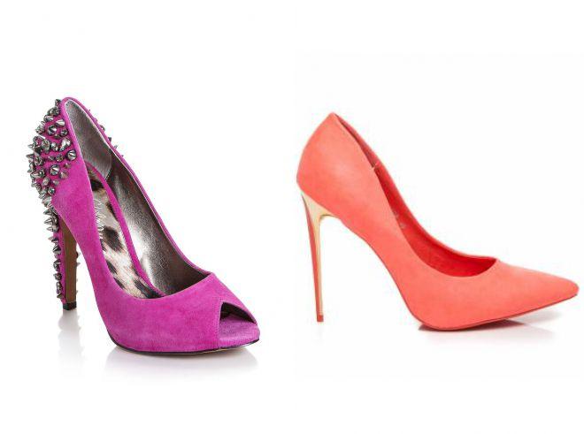 красивые туфли для девушек