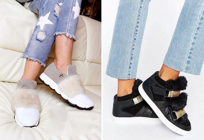 женские кроссовки 2018