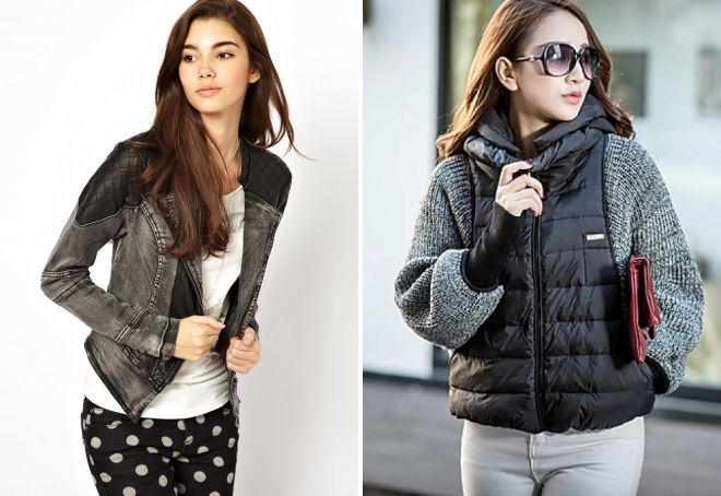 женские короткие куртки весна 2018