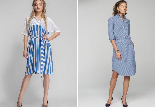 395fb7e09591ba1 Самые модные платья 2018 – вечерние, коктейльные, на каждый день ...