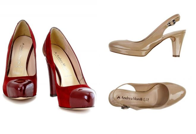 обувь andrea morelli