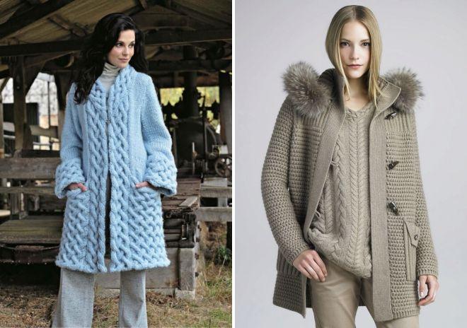модели стильного пальто