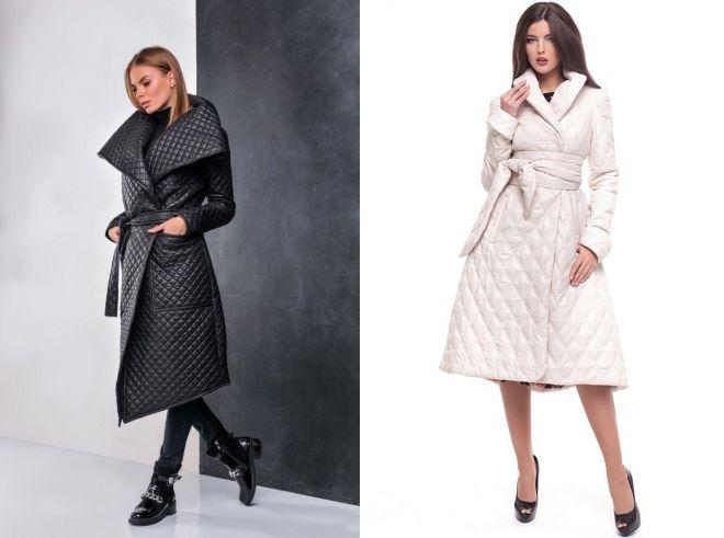 необычные фасоны пальто