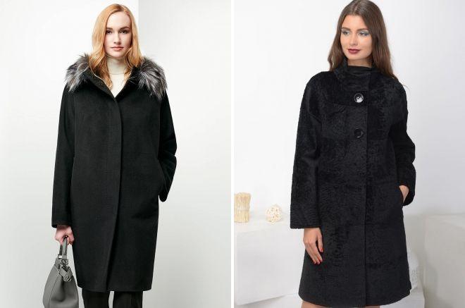 модели зимних пальто
