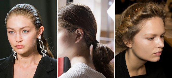 модные прически 2018 на средние волосы