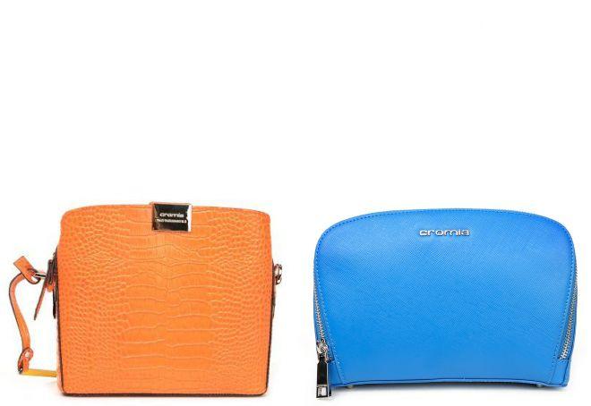 женская классическая сумка cromia