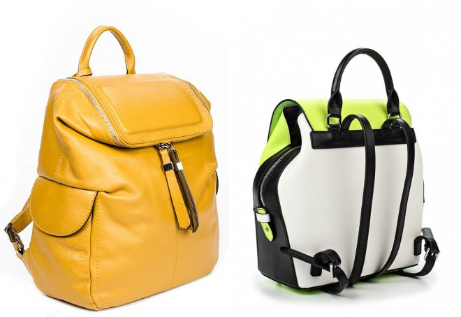 женские рюкзаки cromia