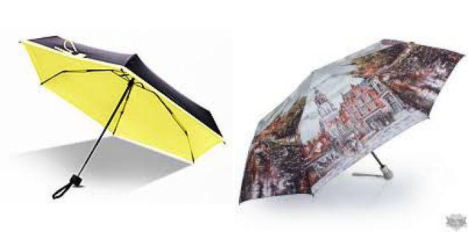 мини зонт