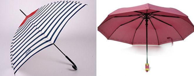 брендовые зонты