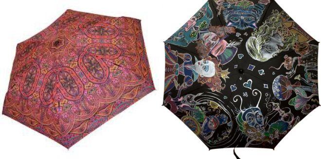 зонты с принтами2