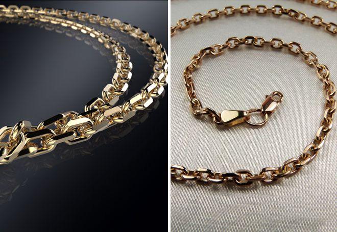 проект золотая цепь якорное плетение фото женская некоторых