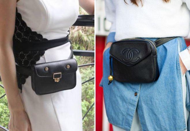 کیف چرمی سیاه پوست