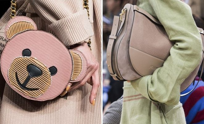 розовая сумка для девушек