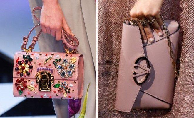 розовая сумка клатч 2018