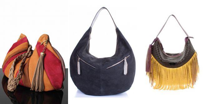 стильная сумка хобо