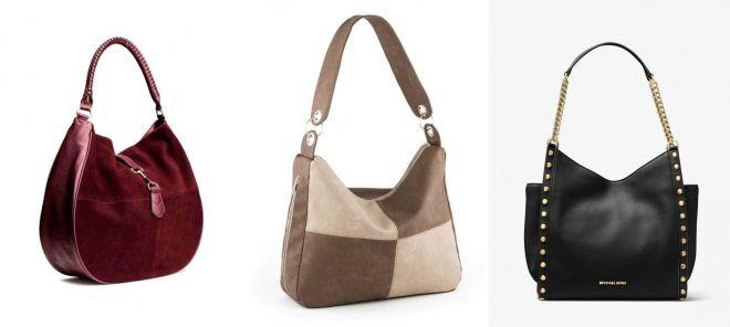 женские сумки хобо