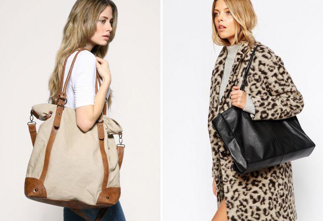 брендовые сумки тоут