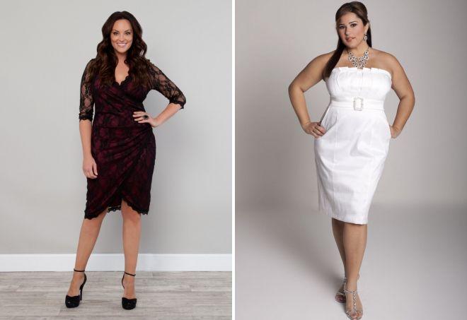 модные вечерние короткие платья