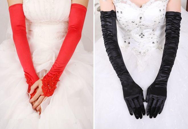 Hochzäit a gudden Handschuesch