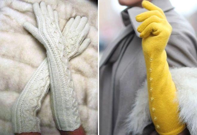 laange Stéck Handschuesch