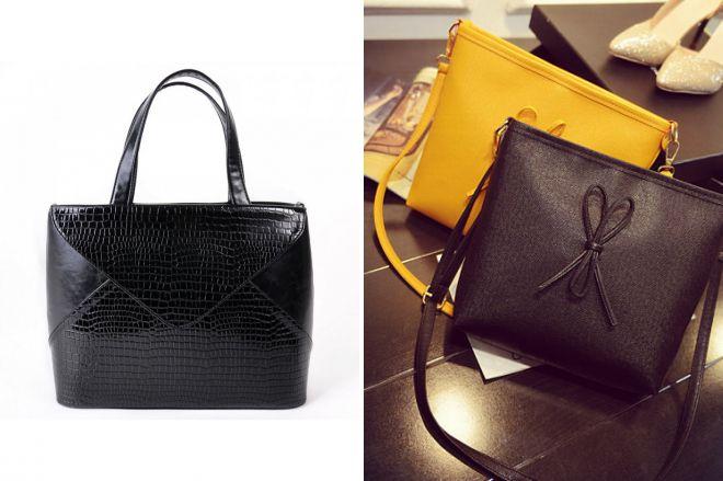 6ab0138a2e34 Модные женские квадратные сумки – через плечо, с короткими ручками ...